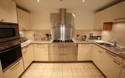 Home Inspection Built-In Kitchen Appliances